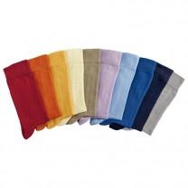 Chaussettes coton color-line - les 10 paires