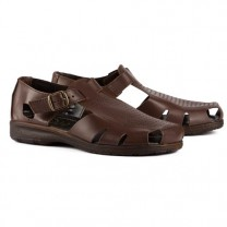 Sandales cuir ultra-light