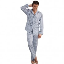 Pyjama à carreaux