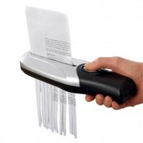 Destructeur de documents portatif