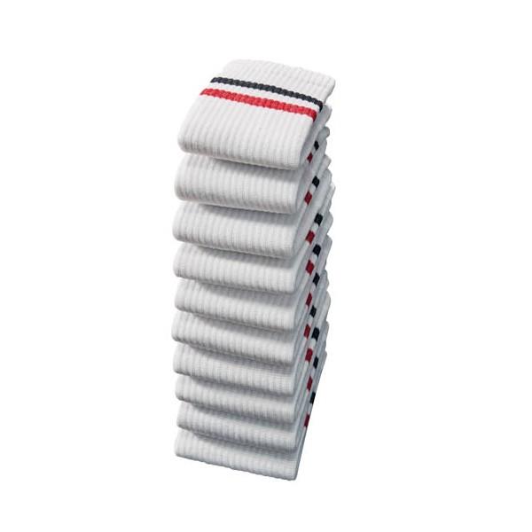 Chaussettes tennis - les 10 paires