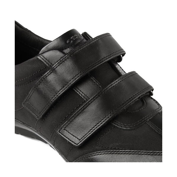 chaussures double scratch geox