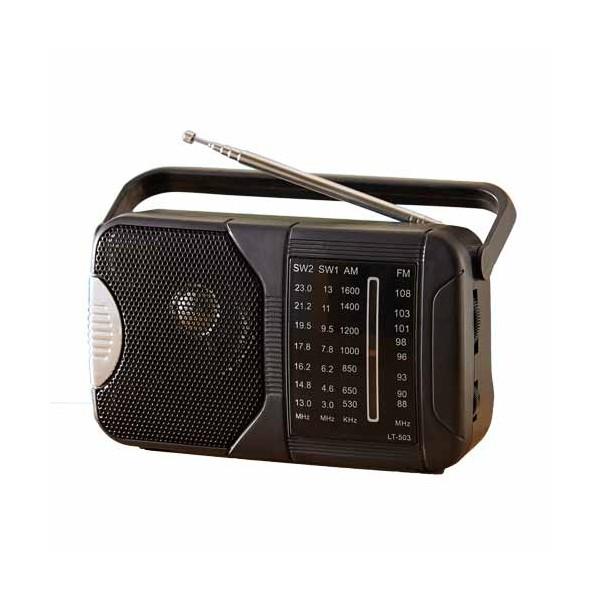 Radio multibande travel