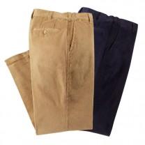 Pantalon Velours (de même taille)