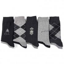 Chaussettes Gentlemen - les 10 Paires