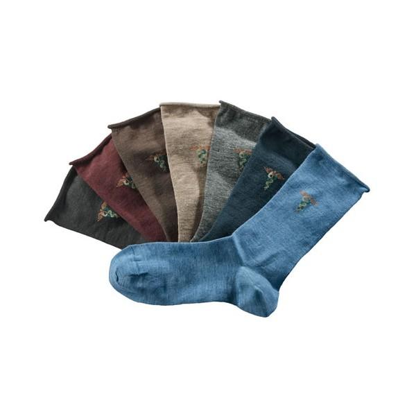 Chaussettes laine Diabet-care - les 7 paires
