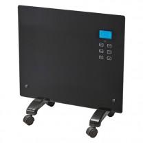 Radiateur vitro-chaleur télécommandé