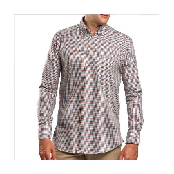 chemise carreaux classiques tendance