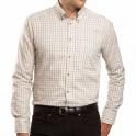 Chemise grands carreaux tendance