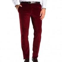 Pantalon velours prestige
