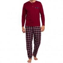 Pyjama coton scotish