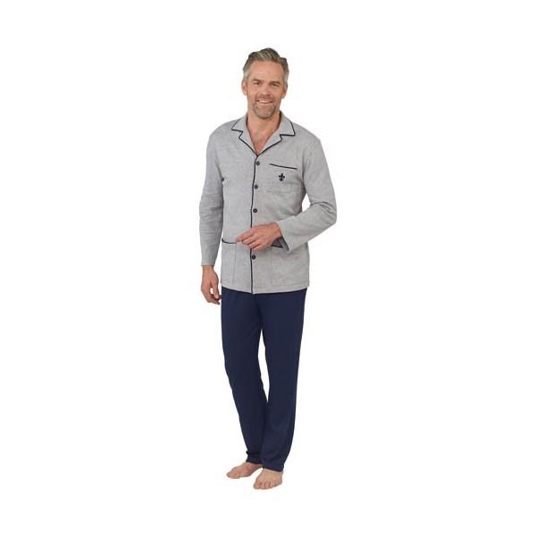 meilleur pas cher 00105 318b3 Pyjama Coton Royal