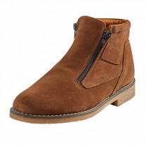 Boots fourrées laine