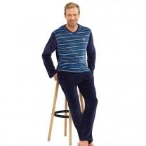 Pyjama velours Mariner®