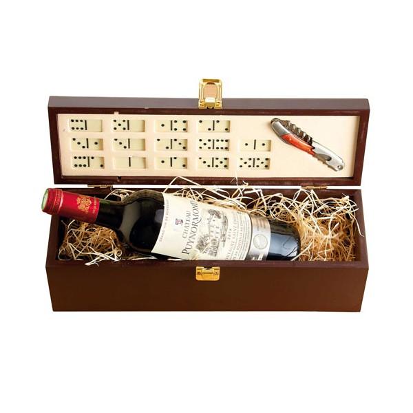 Coffret «Le vin du Vainqueur»