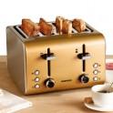 Double toaster inox