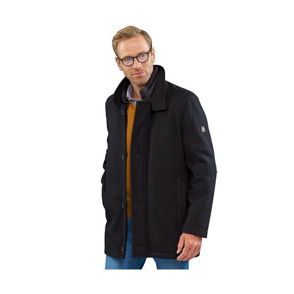 Autocoat laine Pierre Cardin