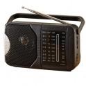 Radio multibande