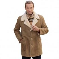 Veste peau lainée Prestige