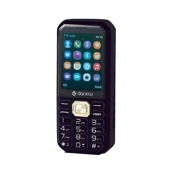 Téléphone Bigo-Blaster Noir