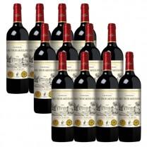 Château Des Trois Moulins 2016 - les 12 bouteilles soit 6 bouteilles OFFERTES