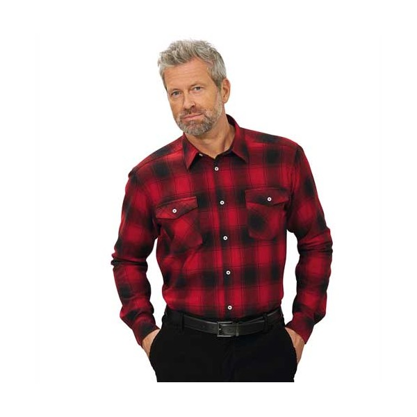Chemise canadienne confort