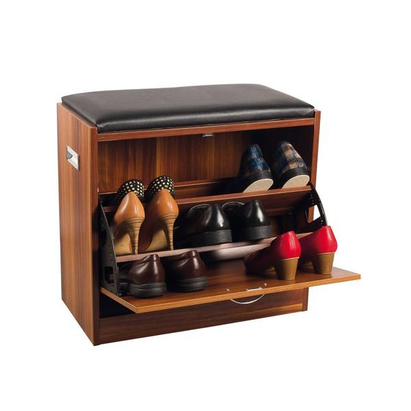 Banc range-chaussures