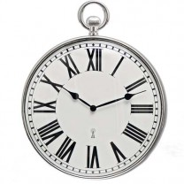 Horloge «gousset» radio-pilotée
