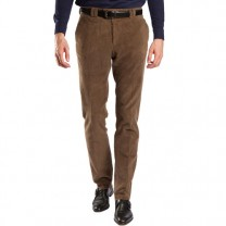 Pantalon velours «gentleman»