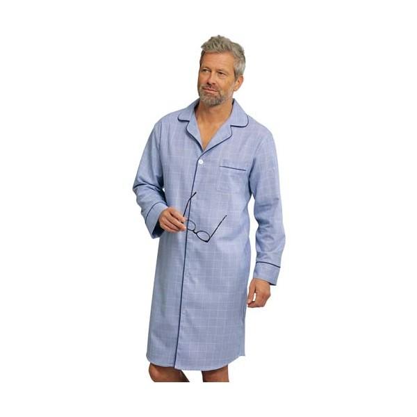 Chemise de nuit Prince-de-Galles