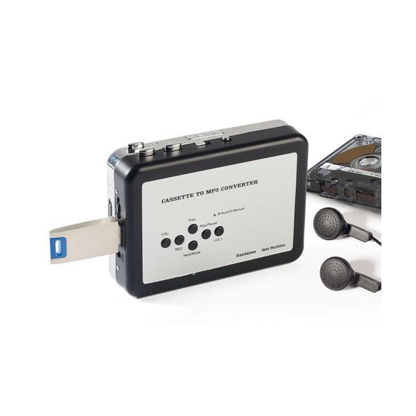 Baladeur-convertisseur numérique