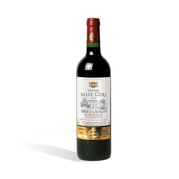 Château Belle Cure 2016 - 24 bouteilles
