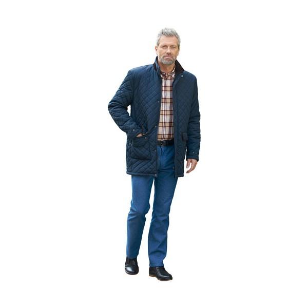 Jean confort «sur mesure» - entrejambe 78 cm