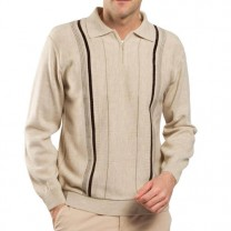 Pull-polo  d'hiver