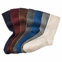 Chaussettes lambswool