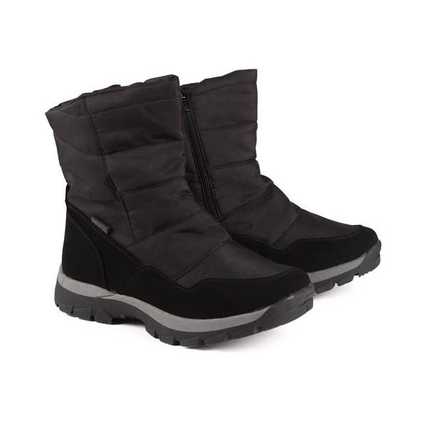 Boots à crampons rétractables