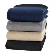 Chaussettes coton bio - les 4 paires