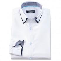 Chemise été Fashion-Class blanc