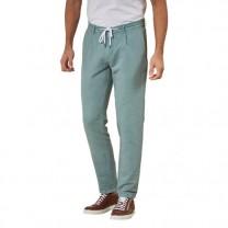 Pantalon détente lin/coton