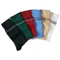 Chaussettes coton Fashion - les 6 paires