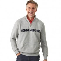 Sweat-shirt Homme Moderne