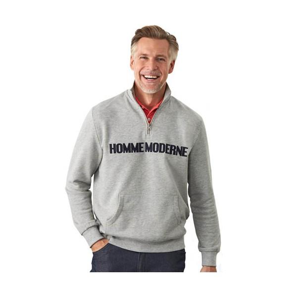 Sweat-shirt Homme Moderne