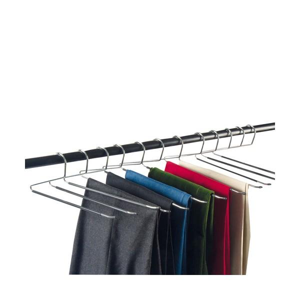 Cintres pour pantalons - les 12
