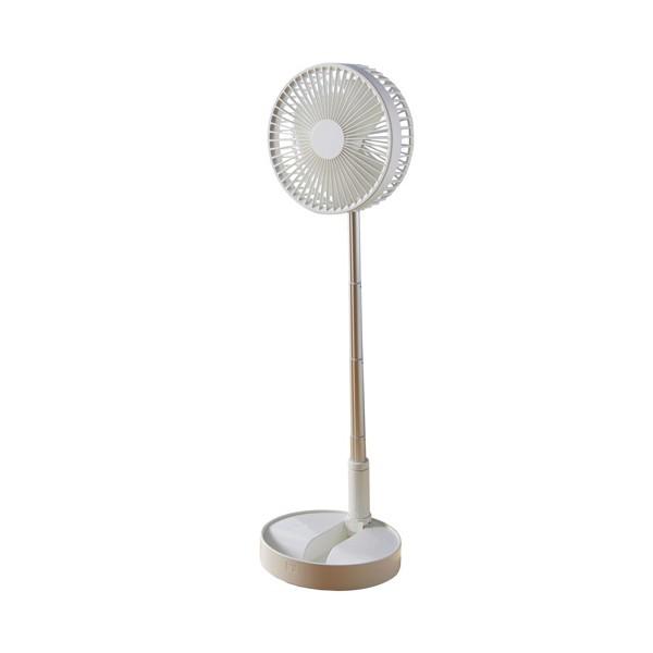 Ventilateur télescopique rechargeable