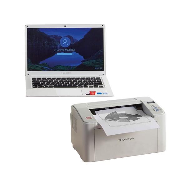 Ordinateur et imprimante Thomson®