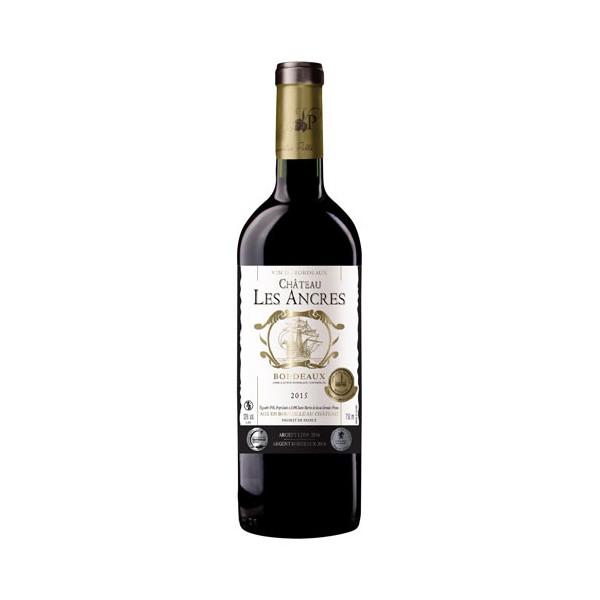 Bordeaux Château Les Ancres 2015 - 12 bouteilles
