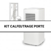 Kit calfeutrage porte