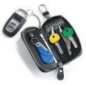 Pochette porte-clés cuir