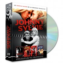 Coffret DVD Johnny & Sylvie