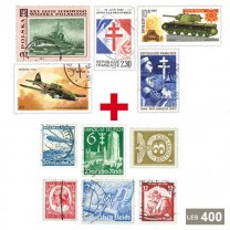 400 timbres 39-45